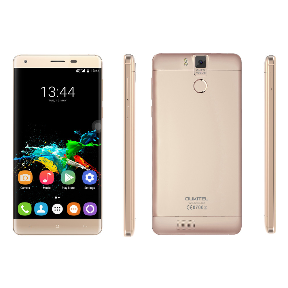 Oukitel k6000 pro smartphone android 6.0 4g 5.5 \