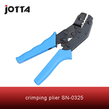 SN-0325 crimping tool crimping plier 2 multi tool tools hands Mini European Style Crimping Plier sn 48b mini europ style crimping tool crimping plier 0 5 1 5mm2 multi tool tools blue rs 48b sn 01bm rs 01bm sn 28b sn 02bm