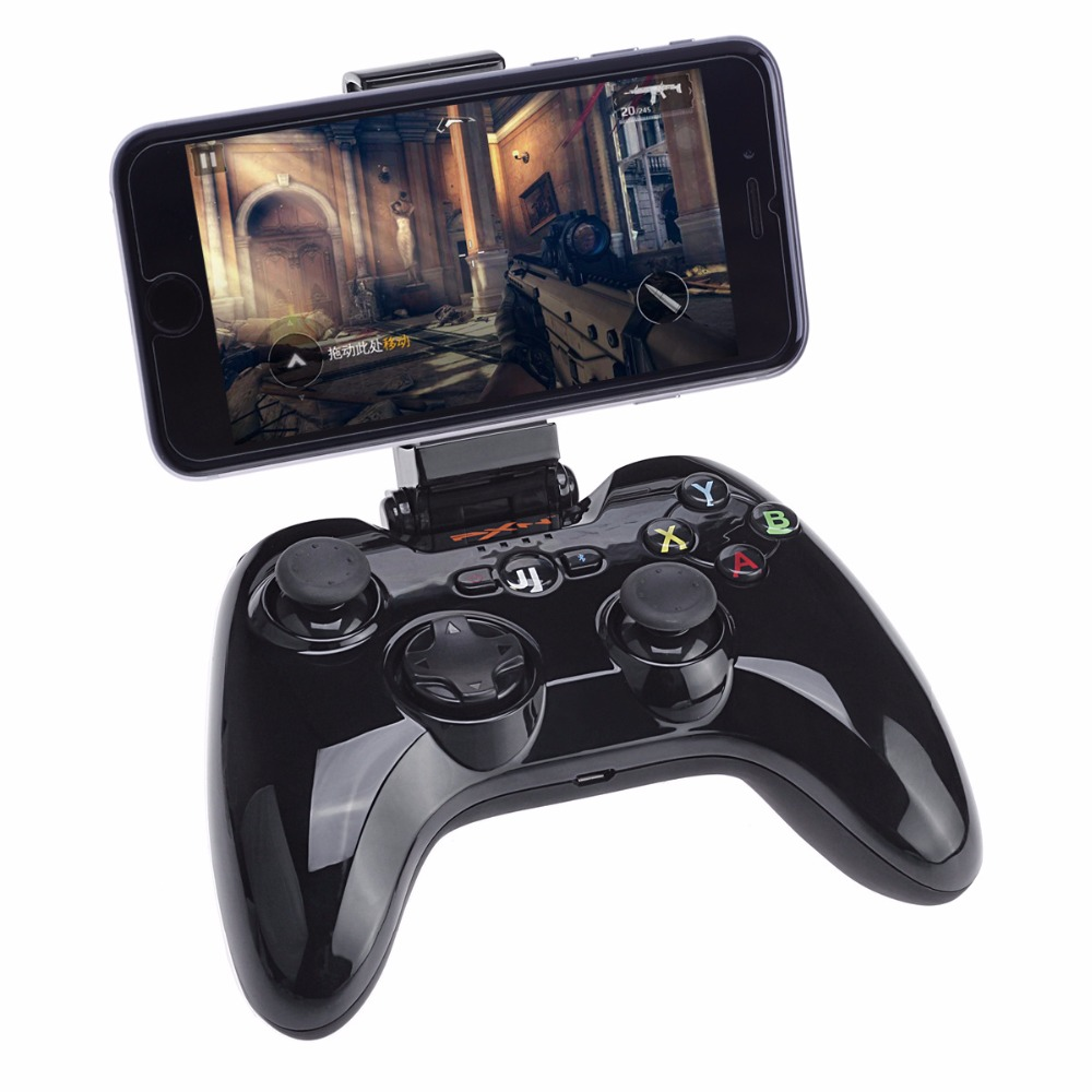 все цены на With Retail Box MFi PXN-6603B Speedy Wireless Bluetooth Game Controller Smartphone Gamepads for iOS IPHONE, IPAD, IPOD онлайн