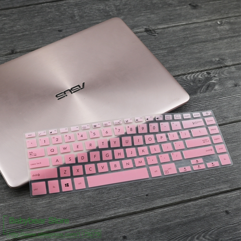 15.6 inch Laptop Keyboard protector skin Cover For ASUS VivoBook 15 K510UQ S15 F510UA  A510UA S510UA F510UN S510UN A510UN emblem