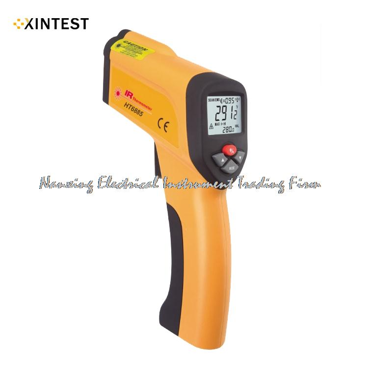 Fast arrival XINTEST HT-6896 High temperature non-contact digital infrared thermometers