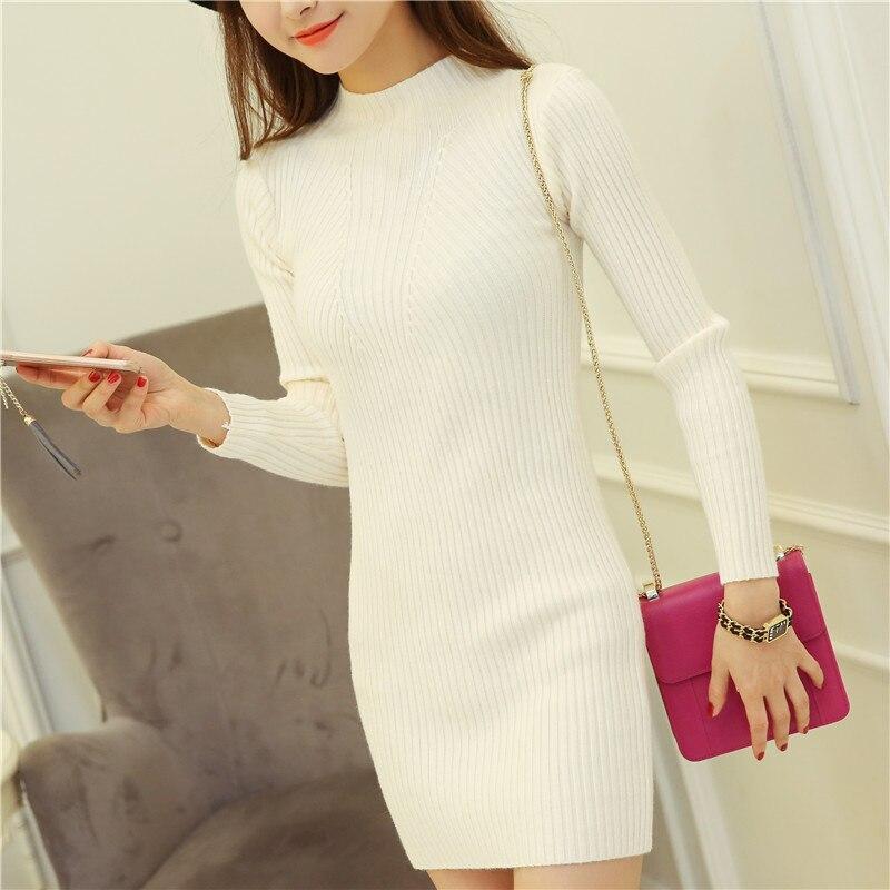 OHCLOTHING media de Otoño e invierno Coreano Camisa femenina de manga larga Jers