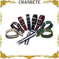 18mm 20mm Nylon Watch Band For Seiko Fabric Strap Wrist Loop Belt Bracelet Men Women Black