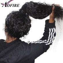 With 130%-180% Hair Brazilian