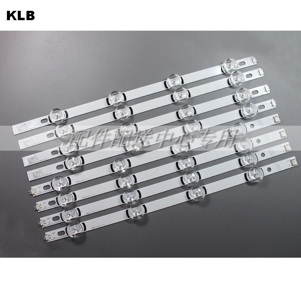 8pcs x LED Backlight Strip for LG TV 390HVJ01 lnnotek drt 3.0 39