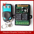 315mhz Rf wireless Remote Control with reciever for ceiling fan/garage door 2 CH unit 12V/24V 110v to 240v Free Shipping
