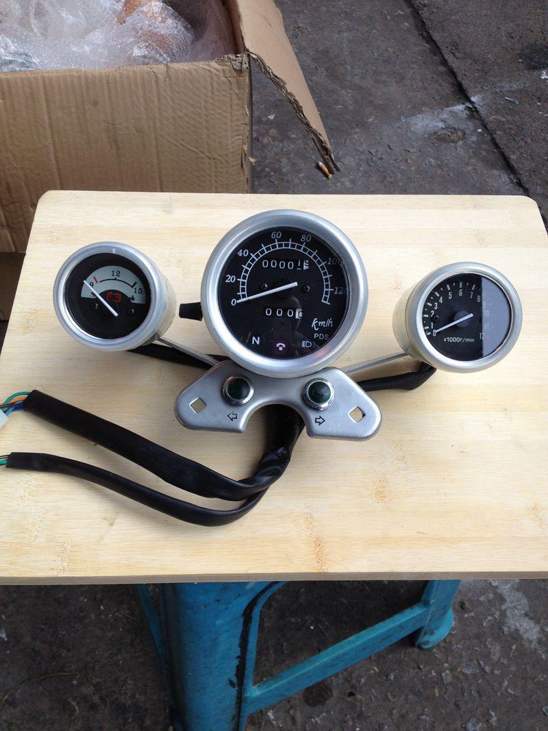 STARPAD pour moto Prince Lifan LF 150-11 ensemble dinstruments polyvalents stormSTARPAD pour moto Prince Lifan LF 150-11 ensemble dinstruments polyvalents storm