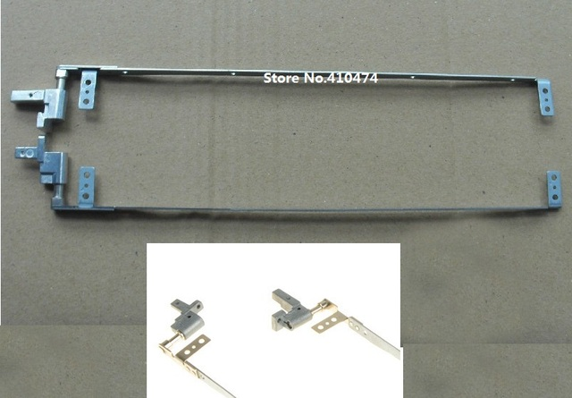New Lcd Screen Hinges for ASUS F3 F3E F3H F3J F3S F3SE Series Free Shipping
