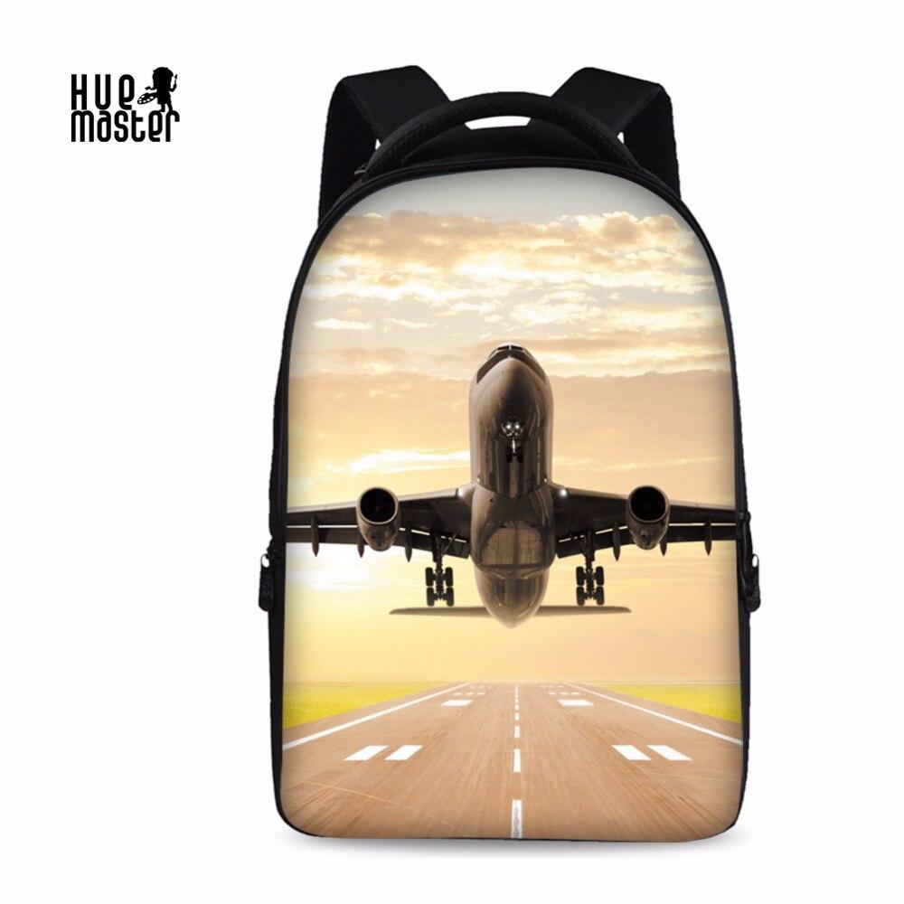 Avion impression sac à dos école femmes pochette d'ordinateur sac à dos femmes sac holographique sac à dos pour filles mochilas escolar mochila