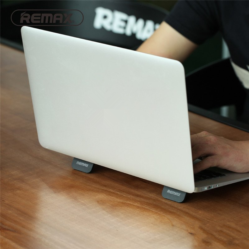 Remax Multifunctional Notebook Cooling Pad Bracket Laptop Stand Cooler Radiator Holder For For MacBook Air Mac Book Pro