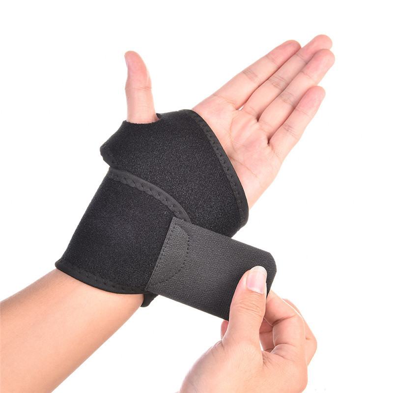 1pcs Weight Lifting Fitness Bandage Hand Wrist Straps Ssport Wristbands Support Wrist Protector Carpal Tunnel Brace Gym Wraps