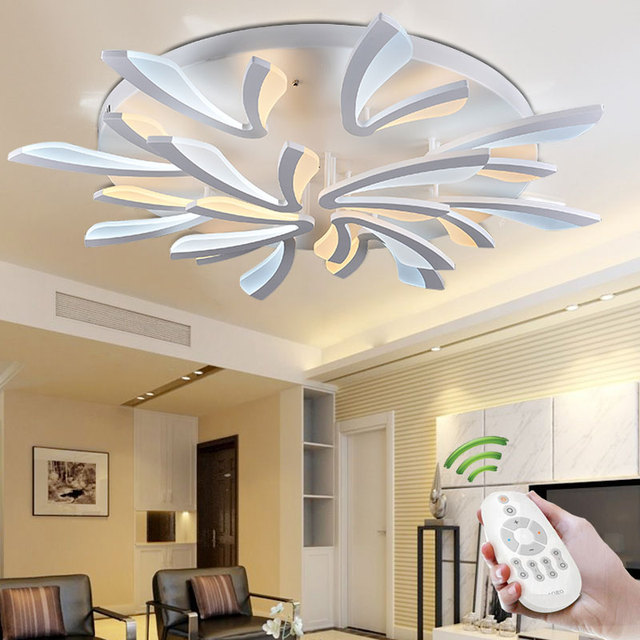 Nieuwe collectie Moderne Plafond Verlichting voor woonkamer ...