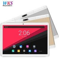 9.6 Inch Tablet PC Octa Core Phone Call 800*1280 4GB RAM 32GB 64GB ROM 5.0MP Camera Android 7.0 Tablets PCs BT WIFI SIM Card