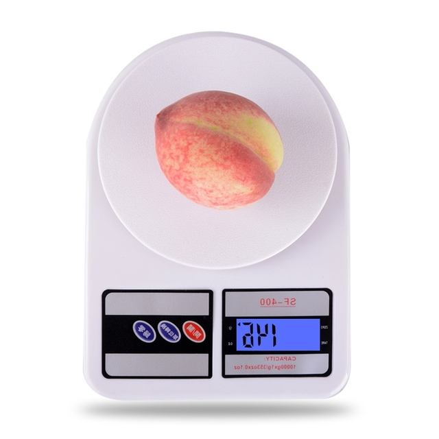 Chinese Medicine Called Electronic Scales Kitchen Baking Tools