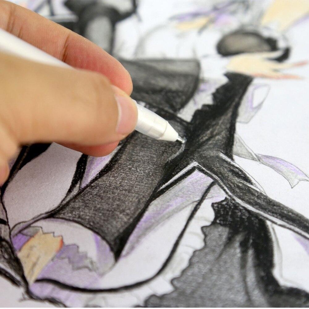 aliexpress com buy touchnew highlight pen white ink blender marker