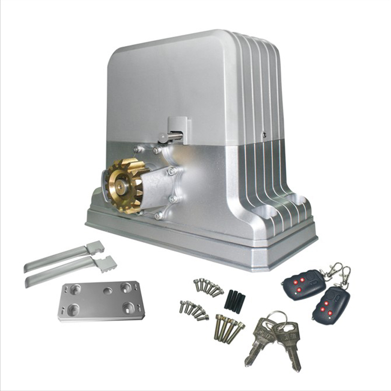 все цены на  heavy duty 3600lbs 1800kg electric sliding gate motor/automatic gate opener engine with 2 remote controls  онлайн