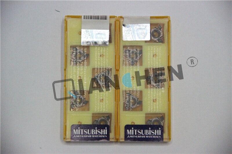 Mitsubishi 5 pcs/lot MMT16IRG60-S VP15TF CNC inserts, Visage Mill Tour Outils cutter CNC outil
