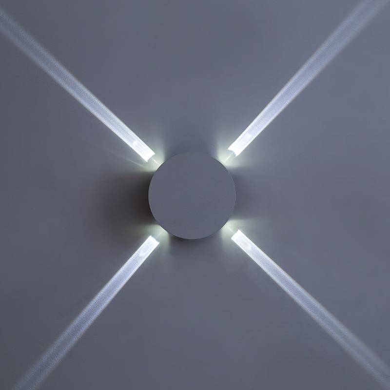 110 220v Aluminum Acrylic Led Modern Arandela Applique Murale Luminaire Bathroom Banheiro Meuble Salle De Bain Bed Light 13