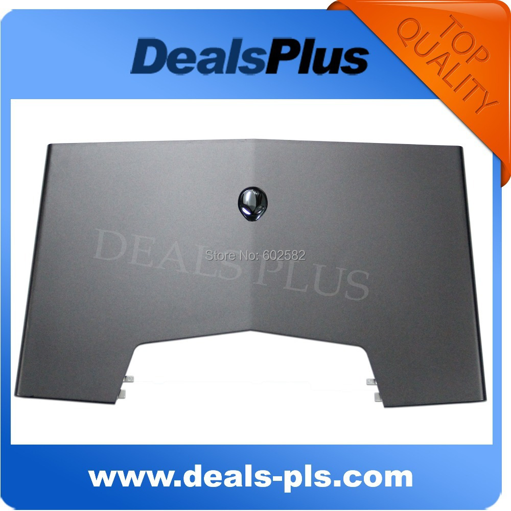 NEW FOR Dell Alienware M18x R1 R2 18.4 Grey LCD Back Cover 0122RP