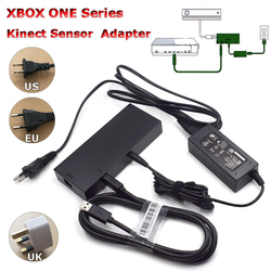 2018 NEW Version Kinect 2.0 Sensor AC Adapter Power Supply for Xbox one S / X / Windows PC , XBOXONE Slim/X Kinect Adaptor