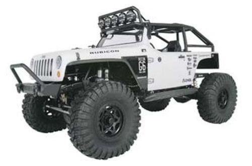 Axial Remote Control : Axial scx jeep wrangler g scale wd rock crawler