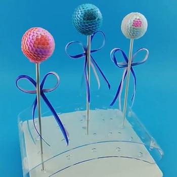 20 holes Cake pop Lollipop Stands/Display/Hodler/Bases/Shelf arc shaped DIY bakeware cake tools acceserries