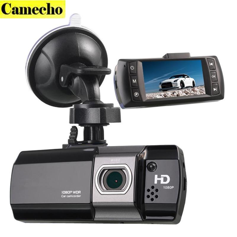 imágenes para 100% Original Novatek 96650 Coches Cámara Dashcam DVR AT500 Hd 1080 P Grabador de Vídeo Registrator g-sensor Noche visión Rociada Leva