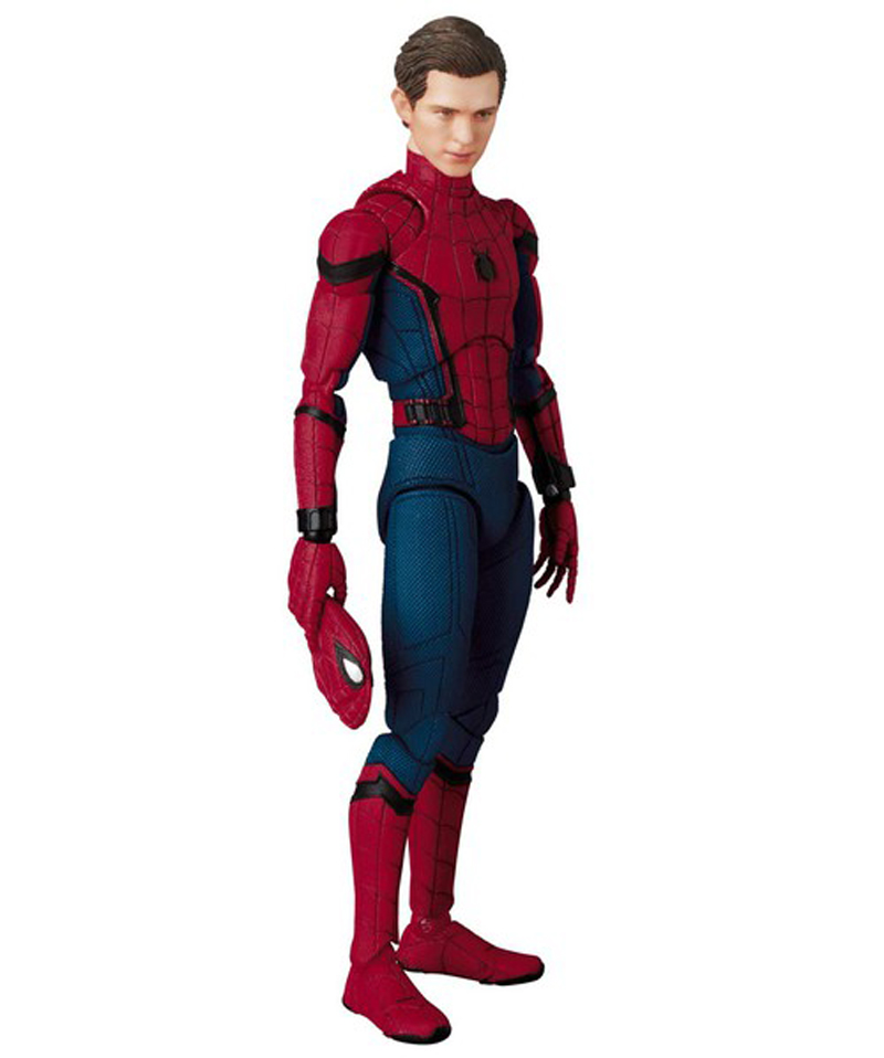 The Amazing Spiderman Variant Figure Film Version Spider Man Peter Parker PVC Action Figures Toy Doll Kids Gift (3)