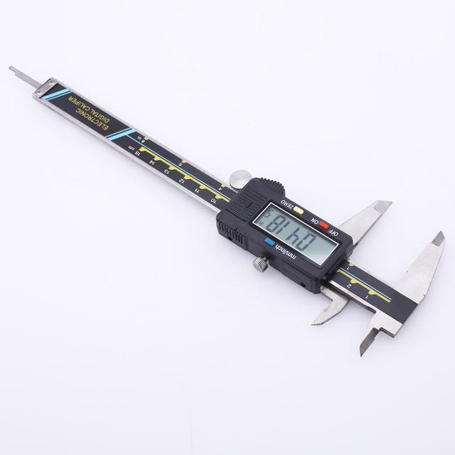 STARPAD Para 0-200mm de aço inoxidável eletrônico digital compassos compassos eletrônicos