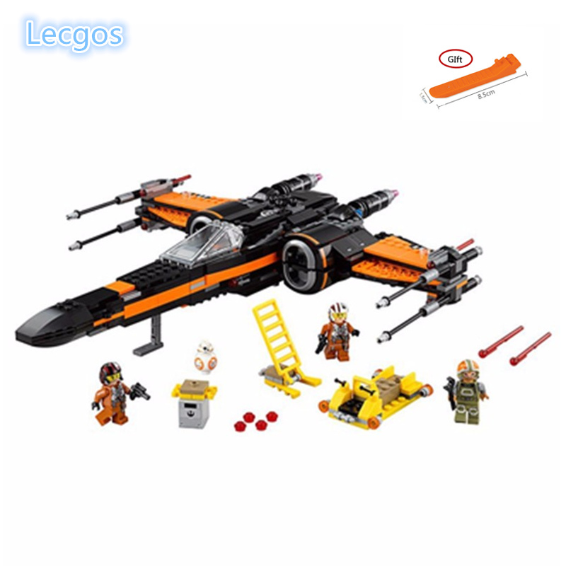 Lecgos Building Blocks Super Heroes Star Wars X-wing Fighter Millennium Falcon The Force Awakens Compatible With Lecgos lecgos building blocks super heroes star wars x wing fighter millennium falcon the force awakens compatible with lecgos