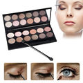 New Arrival 12 Colors Eyeshadow Eye Shadow Palette With Brush Mirror Beauty Makeup Cosmetic Tools