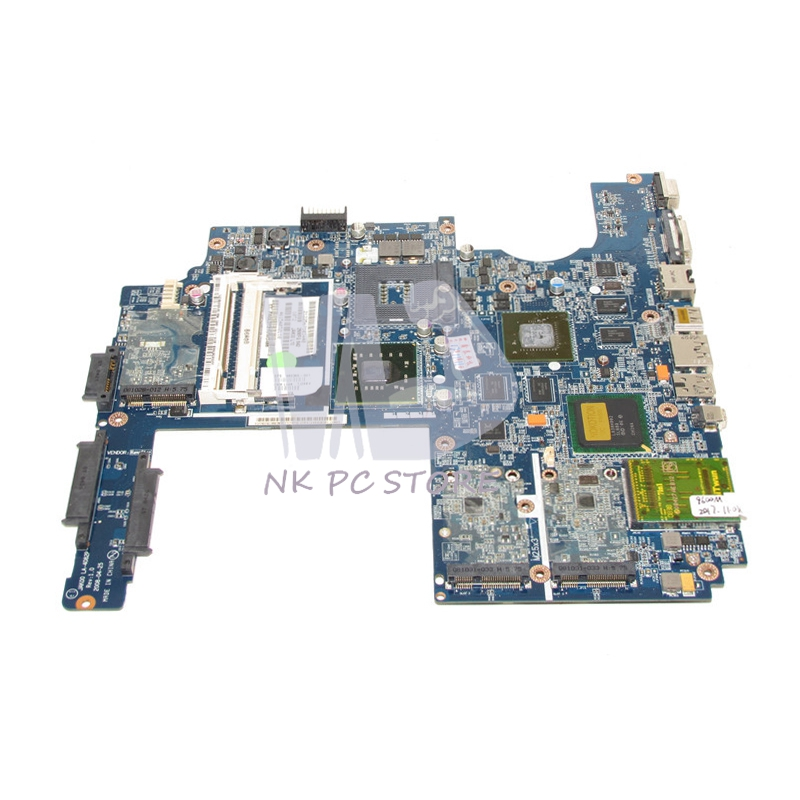 LA-4082P 480365-001 For HP Pavilion DV7 DV7-1000 Laptop Motherboard PM45 DDR2 Free cpu 9600M Graphics working perfectly for hp pavilion dv7 laptop motherboard la 4082p jak00 480366 001 480365 001