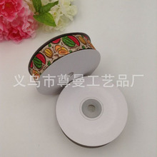 Clothing Accessories Ribbon DIY Decorative Materials Digital Printing Sublimation Thread Belt  Webbing Fruit Series