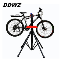 DDWZ Bicycle Repair Desk Aluminum Alloy High Quality Bike Repair Stand Bicycle Accessories Tool Mountain Parking