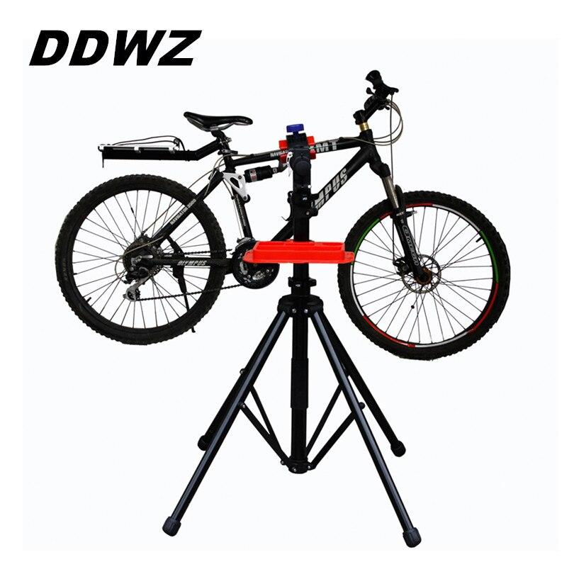 DDWZ vélo réparation Stand vélo alliage réparation bureau outil en aluminium de haute qualité vélo accessoires montagne stationnement cintre outils