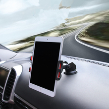 4-10.5 inch Tablet Car Holder Suction cup Dashboard Stand Mount for iPad 9.7 Pro 10.5
