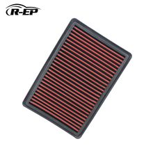 R-EP Repalcement Air Filter Fit for KIA SPORTAGE 5 SPECTRA CERATO Fit for HYUNDAI ELANTRA TIBURON COUPE TUCSON OEM 28113-08000