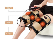 Electrical Moxibustion Magnet Therapy Heating Vibrating Knee Belt Gloves Massage Joint Leg Arm Body Massager Health Care