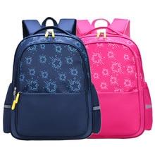 NEW Nylon Printing Children School Bags For Girls Boys Big Capacity Primary Student Bookbag Zipper Backpack Kids Baby Schoolbag
