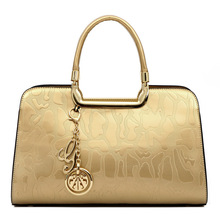 2016 bekannten Marken Frauen Handtaschen Designer-handtaschen Hohe Qualität Lackleder Taschen für frauen Handtaschen Umhängetaschen