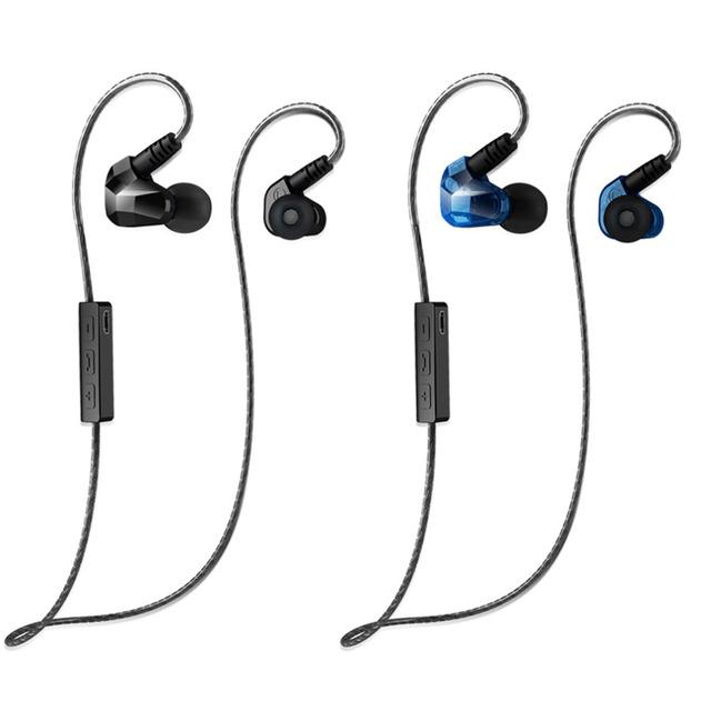 Bluetooth 4.1 Sem Fio Fones De Ouvido à prova de Suor Esporte fone de Ouvido Microfone para Moxpad X90 Suporte a Bluetooth Selfie Obturador Remoto
