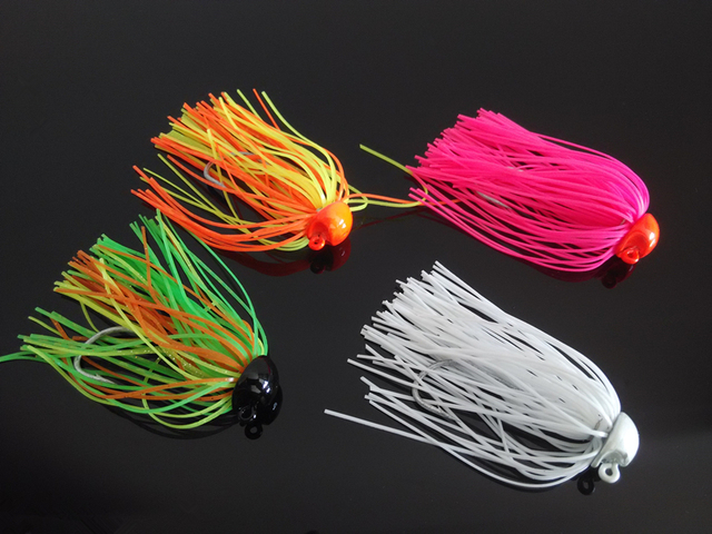 Buy allblue dart jig real heavy cover jig for Fishing hook cover