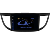 BEIDOUYH 10 2 Inch Android 4 4 Car DVD Player GPS Navigation For HONDA CRV 2012