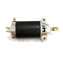 Start Motor For 40HP YAMAHA Outboard Engine Electric Starter 66T-81800-03 E40X 40HP 40hv Enduro