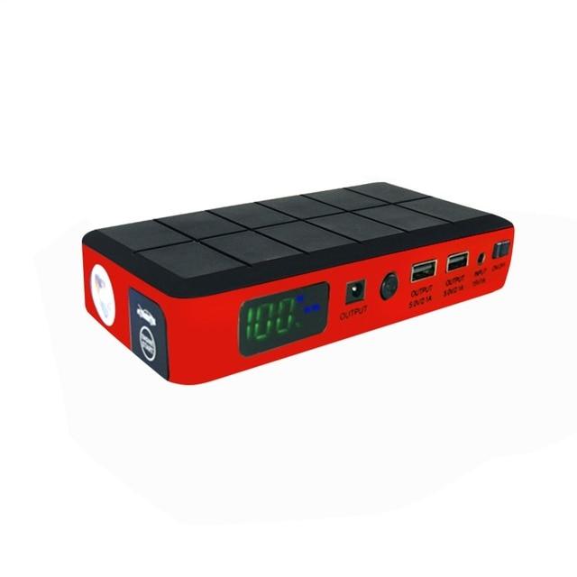 Car emergency Jump Starter Power Bank Mini Portable Emergency Battery Charger for Petrol & Diesel Car