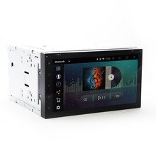 2 din New universal Car Radio Double 2 din Car DVD Player GPS Navigation In dash Car PC Stereo video+Free Map+Free Camera