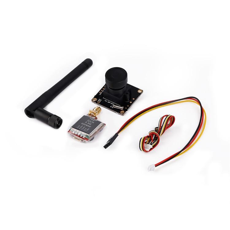 ФОТО YKS 700 line 700TVL FPV camera + Transmitter 32CH 600mW For mini multicopter QAV250