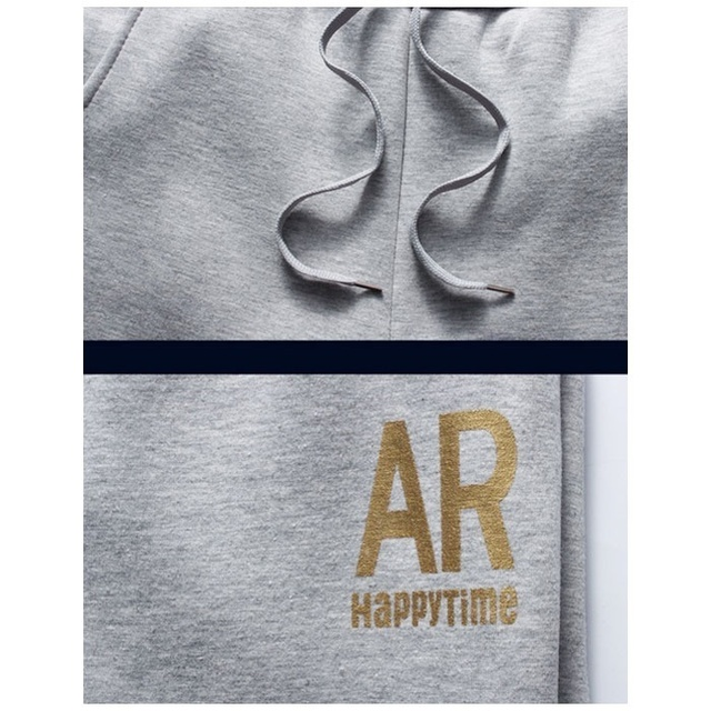 Men's Tracksuit Sportswear Sets Spring Autumn Casual   6