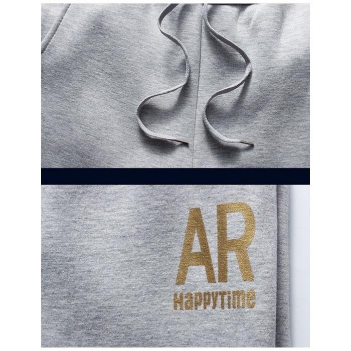 2020 Men's Tracksuit Sportswear Sets Spring Autumn Casual Tracksuits Men 2 Piece Zipper Sweatshirt + Sweatpants Brand Track Suit Set 5