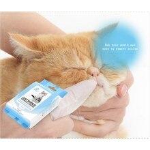ПЭТ-полотенце продукта гипоаллергенные салфетки для кошек дезодорирующие салфетки для ухода за лапами для тела Butt Eye Stain Remover